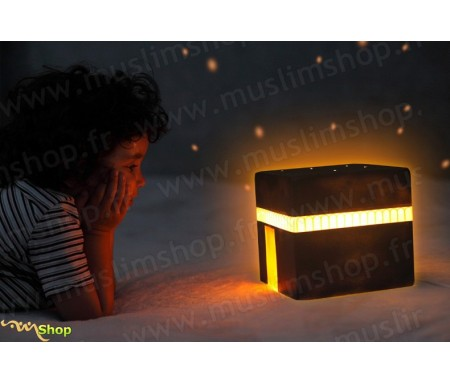 Little Noor - Lampe veilleuse Kaaba