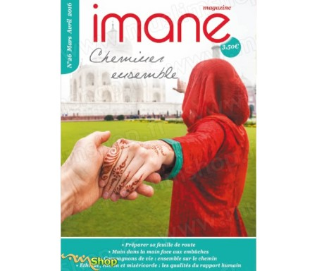 Imane Magazine N°26 - (Mars-Avril 2016)