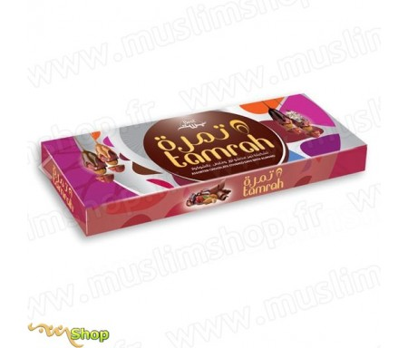 Tamrah - Tablette assortiment de chocolat 135g