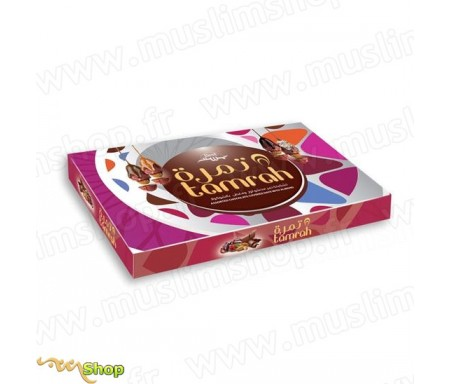 Tamrah- Tablette assortiment de chocolat 270g
