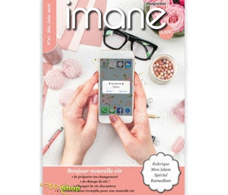 Imane Magazine n°27 (Mai - Juin 2016)