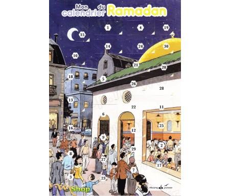 Mon calendrier du Ramadan