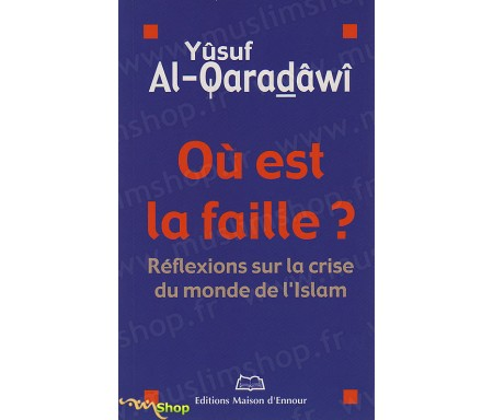 Où est la faille ? Réflexions sur la crise du monde de l'Islam