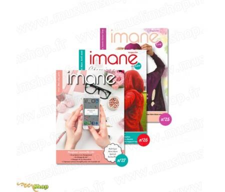 Pack Magazines Imane n°25 à 27