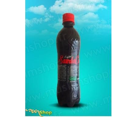 SawdaCola Light (Cola à la Nigelle - Habba Sawda - 500ml - Sans calories - Sans sucre - Sans aspartame)