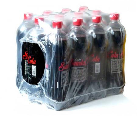 Pack de 12 bouteilles SawdaCola Light (à l'extrait de Habba Sawda, sans sucre, sans calories, sans aspartme)