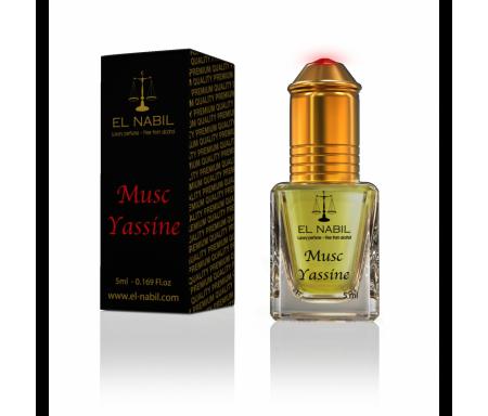 El Nabil - Parfum Musc Yassine - 5ml