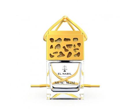 Parfum El Nabil pour voiture - Musc Slim 6ml