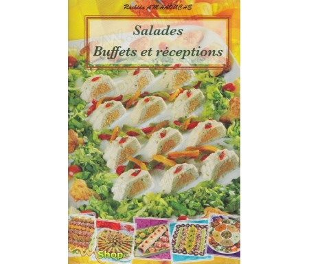 Salades Buffets et réceptions