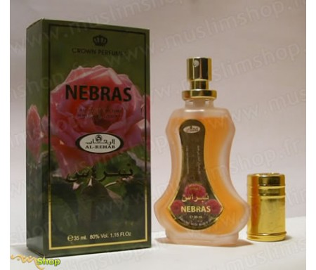 "Parfum Al-Rehab ""Nebras"" 35ml"