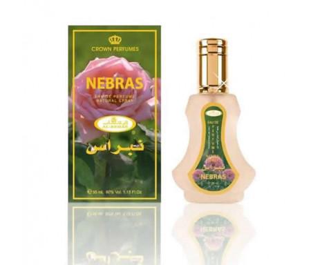 """Eau de Parfum vaporisateur Al-Rehab """"Nebras"""" (35ml)"""