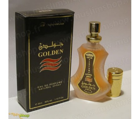 "Parfum Al-Rehab ""Golden"" 35ml"
