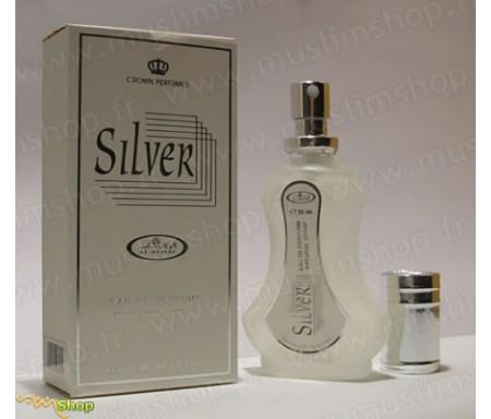 "Parfum Al-Rehab ""Silver"" 35ml"