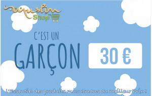 Naissance Garçon 30€