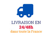 Livraison en 24/48h